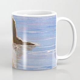 Snowy Egrets - The Expert Fisherman Coffee Mug