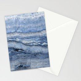 Mystic Stone Denim Stationery Cards