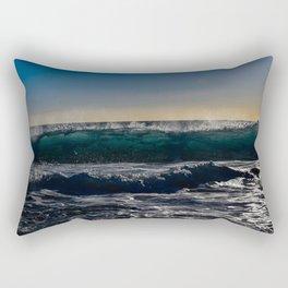 Dark Waters Rectangular Pillow