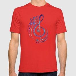 Iridescent Fantasy Abstract T-shirt