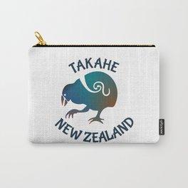 TAKAHE New Zealand Native bird Carry-All Pouch