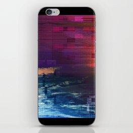 Silk Waters iPhone Skin