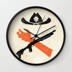 The Wandering Dead Wall Clock