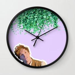 Newt Scamander 3 Wall Clock