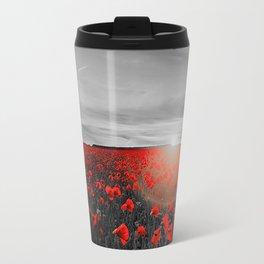 Poppy Vulcan's Isolated Travel Mug