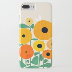 Sunflower and Bee iPhone 7 Plus Slim Case