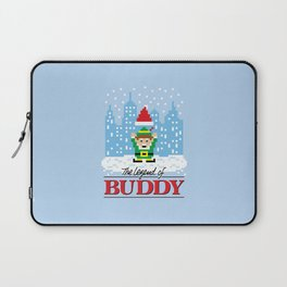 The Legend of Buddy Laptop Sleeve