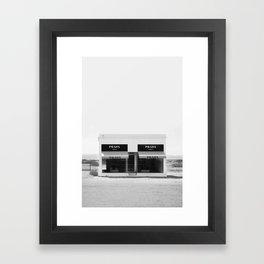 Fashion House Framed Art Print
