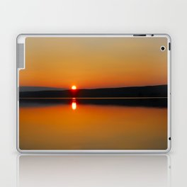 Sunset at the Lake Laptop & iPad Skin