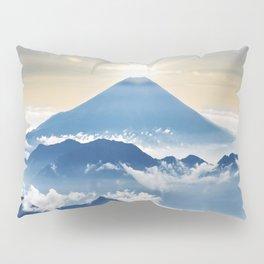 Mt. Fuji Sunrise Pillow Sham