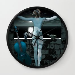 Music 1 Wall Clock