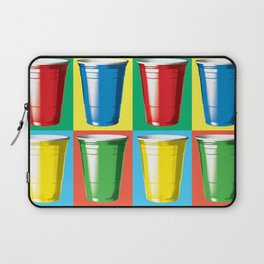 POP Party Cups Laptop Sleeve
