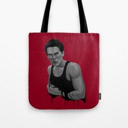 Bad Blood V Tote Bag
