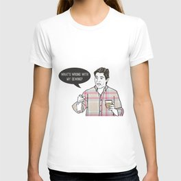 What's wrong with my sewing? T-shirt