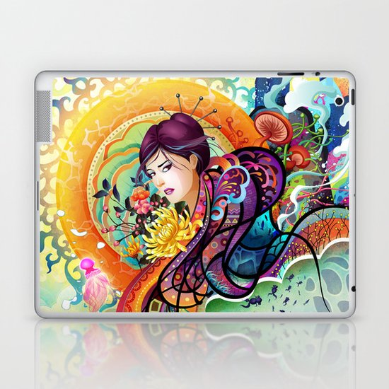 Trance Laptop & iPad Skin