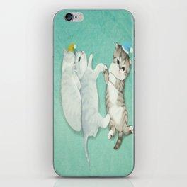 Fur Kitty iPhone Skin