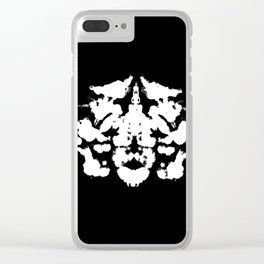What do you see? Clear iPhone Case