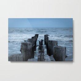 The Open Ocean Metal Print