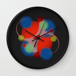 Law of Attraction Wall Clock