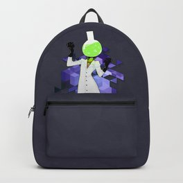 BRAINWAVES: THE SCIENCE OF MADNESS Backpack