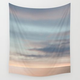 Somewhere. Sea & Sky scape abstract Wall Tapestry