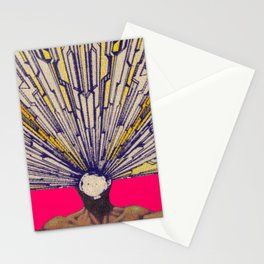 non omnis moriar  Stationery Cards