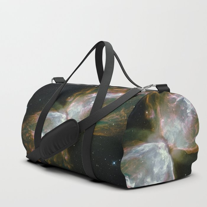 The Butterfly Nebula Duffle Bag