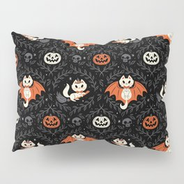 Spooky Kittens Pillow Sham