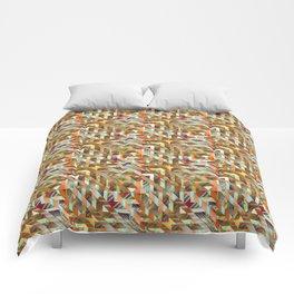 Geometric Quilt Comforters