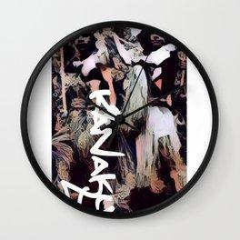 kanaky001 Wall Clock