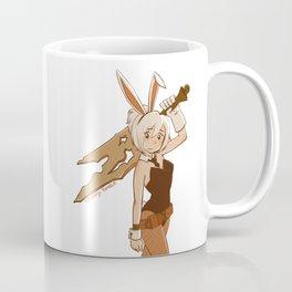 Bunny Riven Coffee Mug