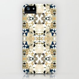 Neutral Tribal iPhone Case