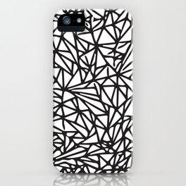 Knotty Complications iPhone Case