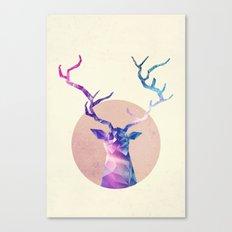 Heiwa shika inai Canvas Print
