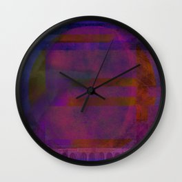Upon the Arches Wall Clock