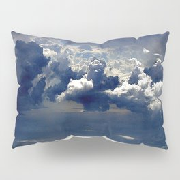 above the clouds Pillow Sham