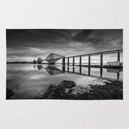 Forth Bridge Rug