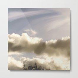 Clouds of Enfield Metal Print