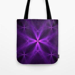 Purple Swag Tote Bag