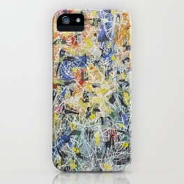 Love Me Too by GJ Gillespie iPhone Case