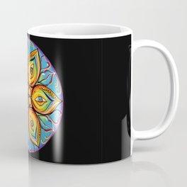 Eyes Open, Mouth Closed Coffee Mug