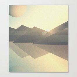 Unknown Planet 2 Canvas Print