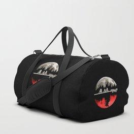 Strange Duffle Bag