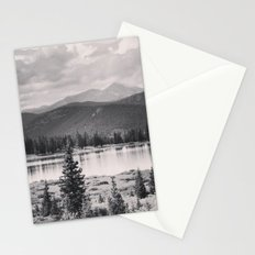 Echo Lake, Colorado Stationery Cards