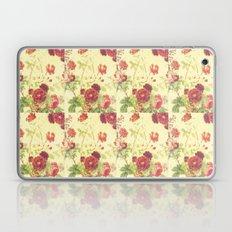 vintage blossom Laptop & iPad Skin