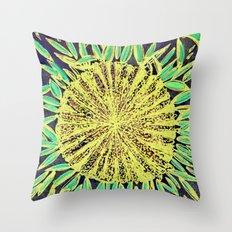 Jardin 3 Throw Pillow