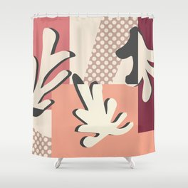Finding Matisse pt.1 #society6 #abstract #art Shower Curtain