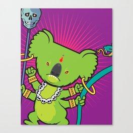 Oz Wizard Canvas Print