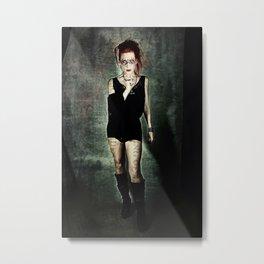 Depeche Punk Metal Print