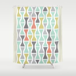 Timeless by Friztin Shower Curtain